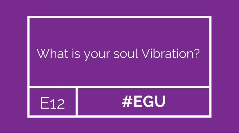 What is your Soul Vibration?