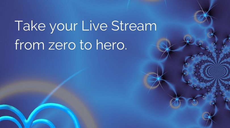 Take your Live Stream from zero to hero with Theodora Voutsa