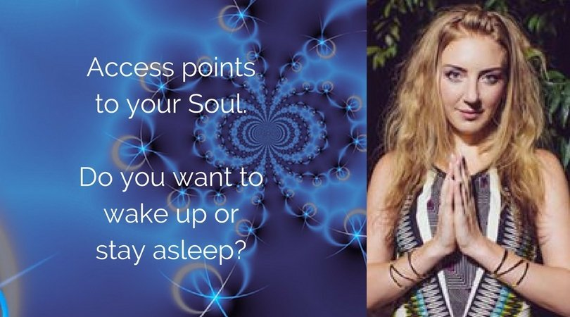 Access points to your Soul with Ella Hall