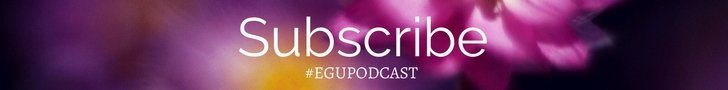 Subscribe to EGUPodcast on ITunes