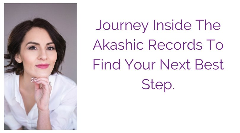 Tracy Gaudet – Journey inside the Akashic records to find Your Next Best Step.