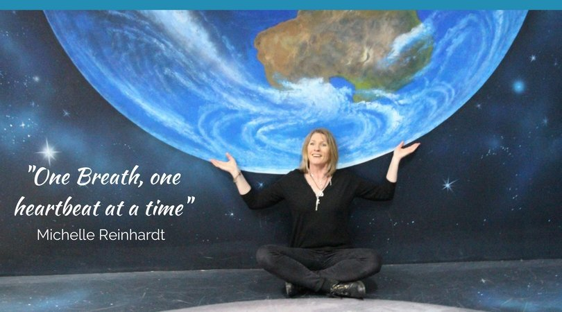E44. The Method of Self and Soul Mastery with Michelle Reinhardt