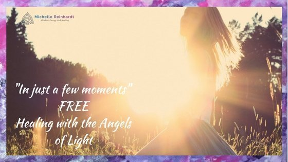 FREE Healing with the Angels of Light