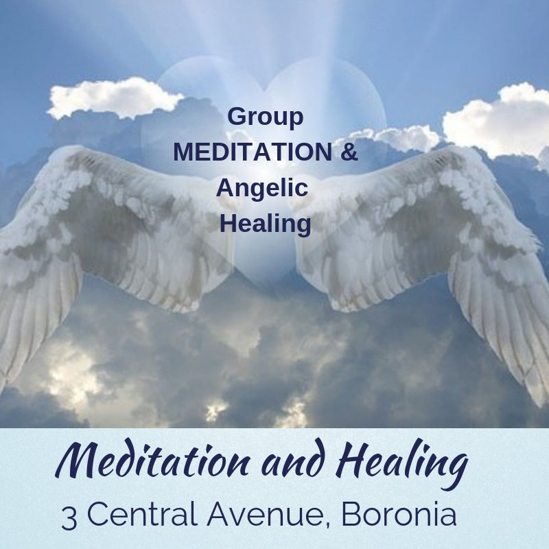 Meditation and Healing with Michelle Reinhardt