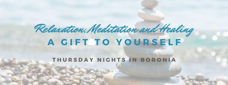 Meditation in Boronia