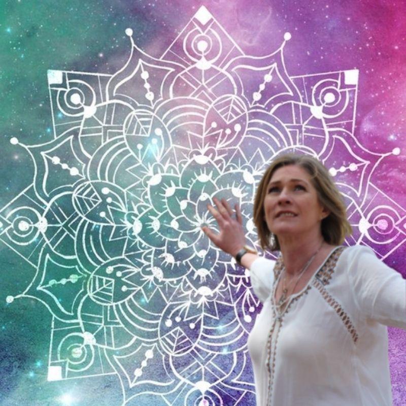 Michelle Reinhardt The Quantum Shift Pre Party
